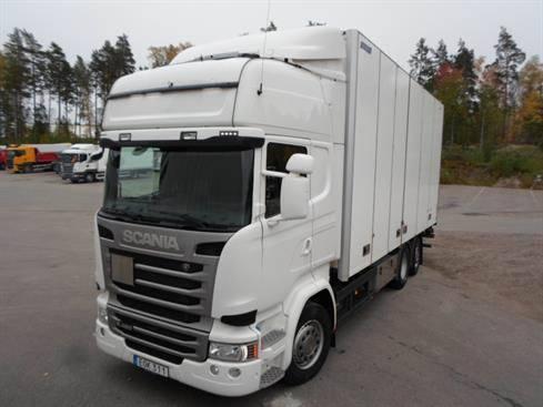 Scania R490 - 2015