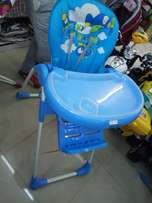 Baby high chair pink available