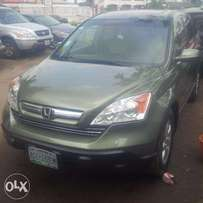 Nigerian-Used Honda CR-V, 2008, Very OK