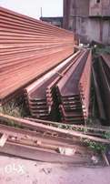 Piling Sheets For Sale