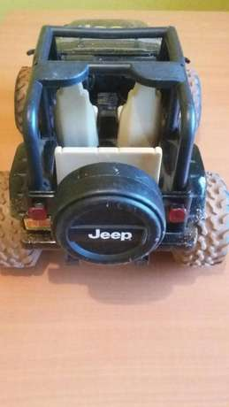 jeep toy Runda - image 2