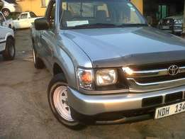 2003 toyota hilux 2400 d lwb in good condition for sale urgently