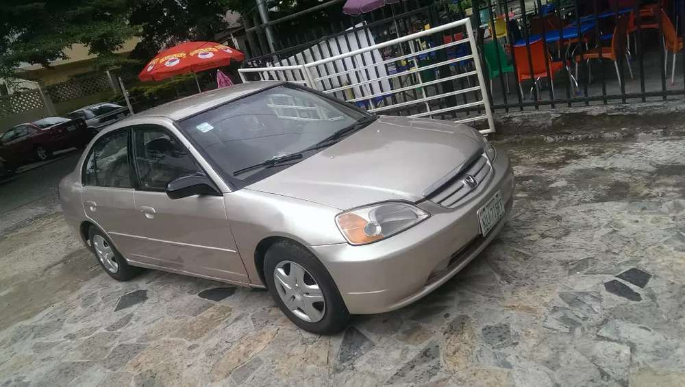 Honda Civic 2002 For Sale 0