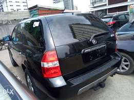 toks acura mdx 2003 model lagos cleared