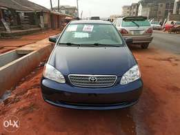 Extremely clean just landed 2006 Toyota corolla