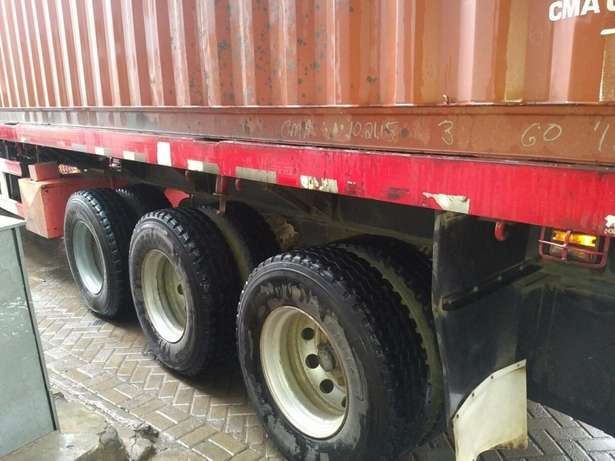 Mercedes-Benz AXOR & TRAILER for SALE Nairobi West - image 8