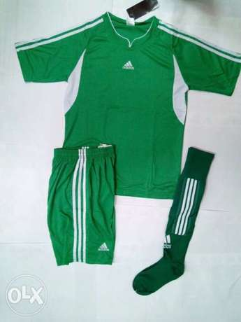 adidas football uniforms (jersey+shorts+socks) Nairobi CBD - image 4