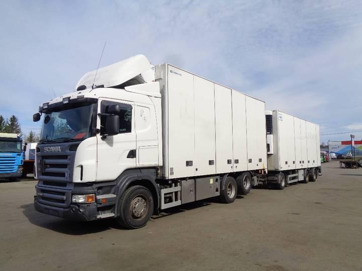 Scania R560 6x2 +pv - 2009
