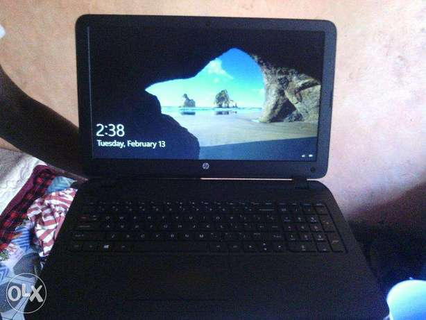 "Hp Notebook 14"" 6th Gen Intel Core i3 4GB RAM 500GB HDD free DOS. Kakamega Town - image 1"