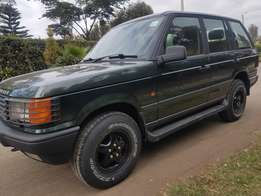 Range rover HSE4.6,Year 1996,Petrol,Auto asking ksh.1,200,000