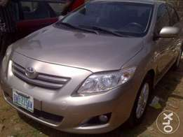 Very SHARP 2008 Toyota Corolla up for grabs!