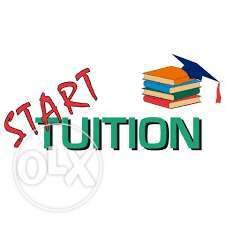 Tuition Services Available