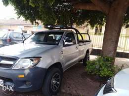 Toyota Hilux Single cab needs just repainting