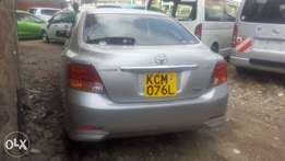 Toyota Allion very clean with alloy rims