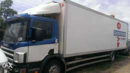 Tokunbo Scania Coldroom truck