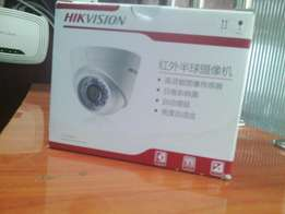 Analog dome camera Hikvision