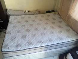 2nd hand Queen Bed set for sale