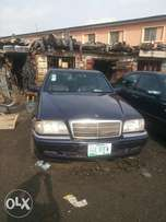 Used Mercedes Benz C200 with full option