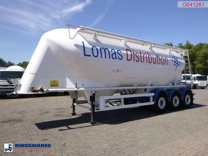 Spitzer Bulk tank alu 37 m3 / 1 comp - 2014