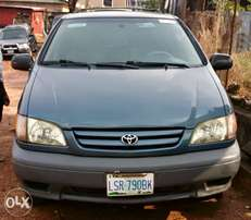 POWERFULLY NEAT, FIRST Body, Tokumbo Grade, Toyota Sienna