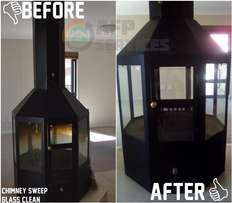Book your Chimney Sweep / Fireplace Cleaning TODAY!