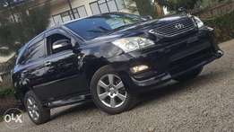 Toyota harrier 2010 leather