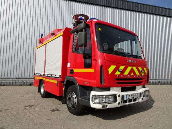 Iveco ML 80E17K Calamiteiten truck, Electricity aggregate, Elek... - 2006 - image 3