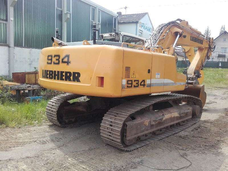 Liebherr R 934 - 2010 - image 4