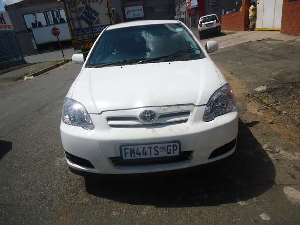 2007 Toyota Runx 1.6 Sport Available for Sale Johannesburg - image 1