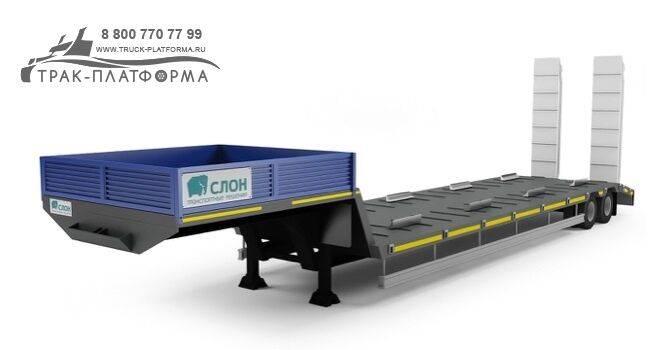 slon n2 30 eko low bed semi - 2019