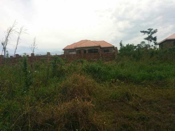 A u tired of renting and u want to cheap plot with landtittle on table Kampala - image 6