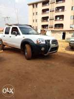 Clean Nissan frontier 4 lucky man