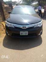 Clean Toyota Camry 2015 for sale.