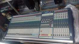 32 channel infinity mixer, 8 group Mixer