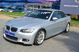2007 BMW 330i A/T (E90) in very good condition