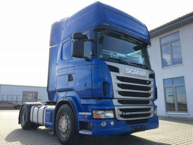 Scania R 480_ Topline_retarder_ 3 Pedals_ Nebenabtrieb - 2010