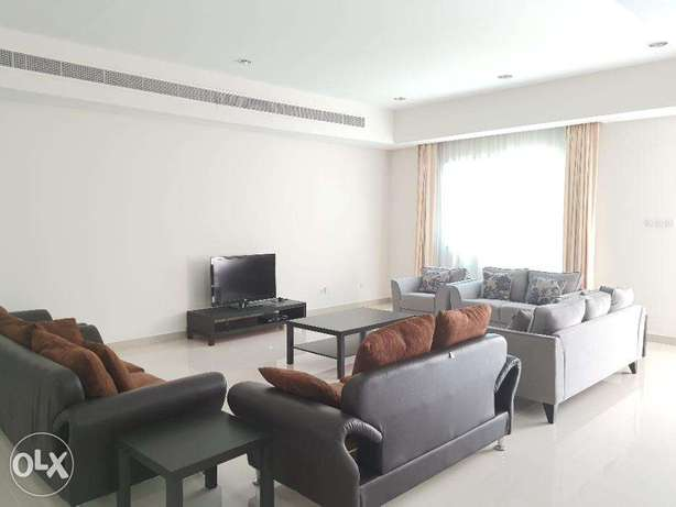 Four Bedrooms Furnished Villa Near Bsb School Hamala سار -  3