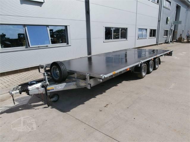 Ifor Williams LM 208 (Tri axle) - 2018
