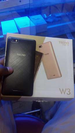 Tecno W3 smartphone with accesories at Ksh. 5500/= Nairobi CBD - image 2