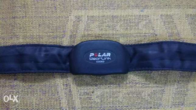 Polar FT80 Black Heart Rate Monitor روي -  3