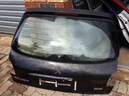Complete peugeot 206 Tail gate R1300