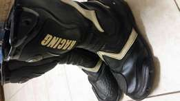 Biker boots second hand us11