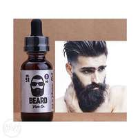Beard Hair Growth Oil - 2 Packs