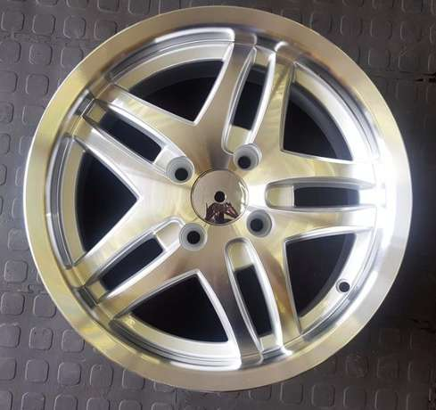 14 inch Mag Rims For Sale.New. Johannesburg - image 1