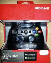 Xbox 360 wired p.c controller brand new