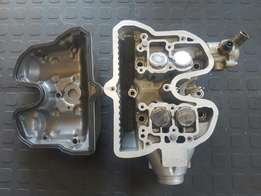 Bombardier DS650X cylinder head assy