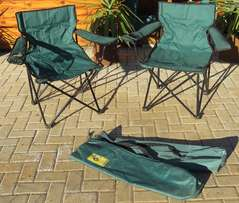 Bushbaby camping chairs for children