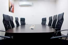 Executive Boardroom by hour in Victoria Island