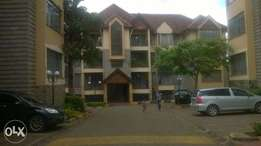4br apartment for rent for 100k in kileleshwa
