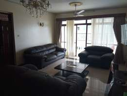 This is an executive 4bedroom furnished apartment for rent in nyali